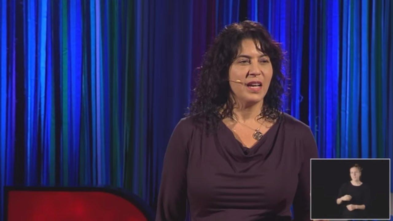 Seeing STARS: A stimulating safer sex talk | Evelin Dacker | TEDxSalem