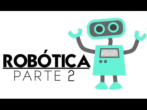 Robótica (Parte No.2) │Roboteens™.