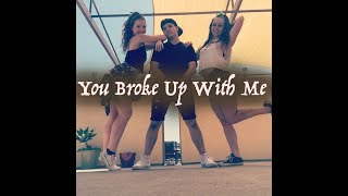 You Broke Up With Me WALKER HAYES!!