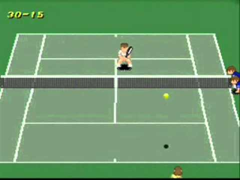 SNESOT Super Tennis Online Tour - Nev vs GW Indian Wells Fin