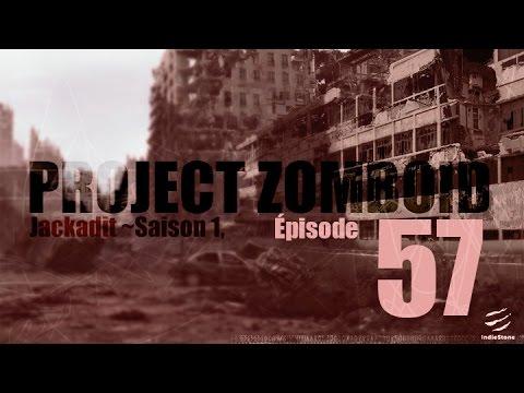 Project Zomboid, S1E057 [FR, IWBUMS 35.2] La tournée des garages