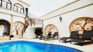 Бутик отель София в центре старого города Кирении на Северном Кипре