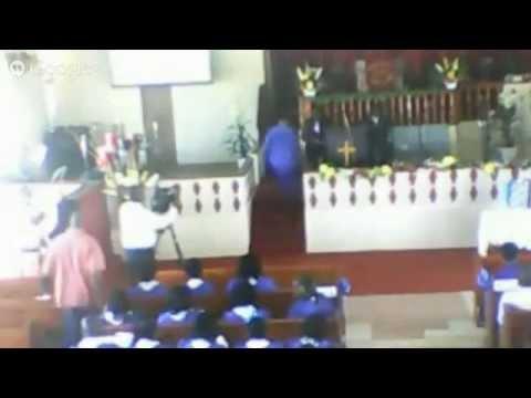 Antigua and Barbuda CCTI Graduation