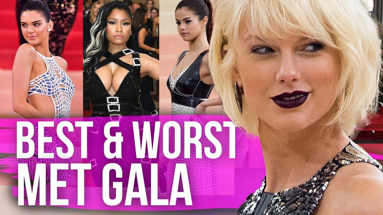 Best & Worst Dressed Met Gala 2016 (Dirty Laundry)