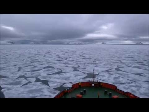 Voyage to the north pole - Franz Josef Land