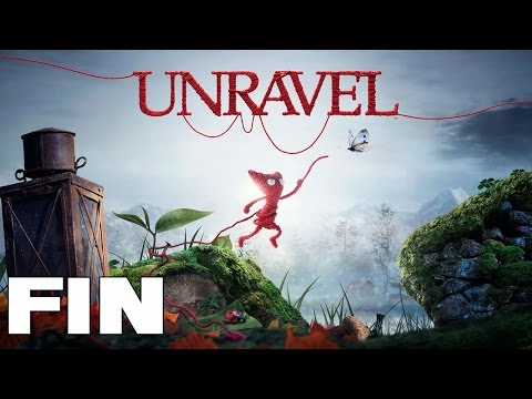 Unravel - Playthrough Ending [FR]