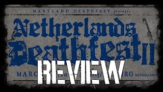 Review - Netherlands Deathfest 2 - 2017 - 013 Tilburg Netherlands - Dani Zed