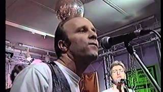 The Eagle & The Scorpion performed by The Freudian Slippers on live TV 1996
