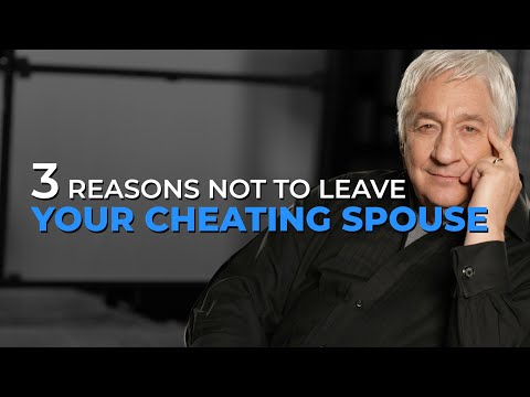 3 Reasons Not To Divorce A Spouse Who Cheated