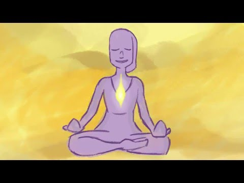 What is Yoga? Animated music video.