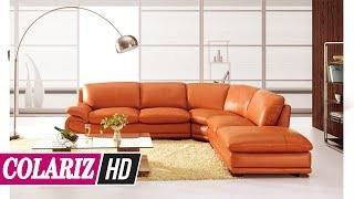 HAVE YOU WATCH THIS? 60 Captivating Leather Sectional Sofa You