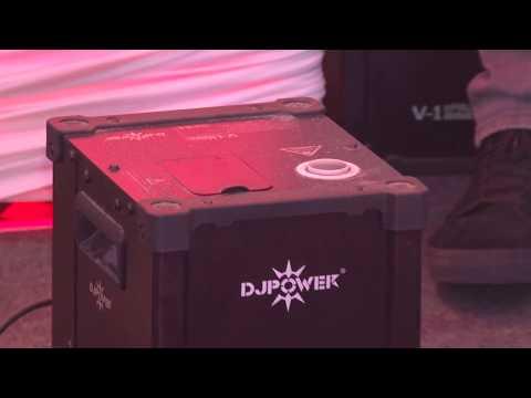DJ Power V1 Spark Machine Funkeneffekt Musikmesse   Prolight+Sound 2018 (deutsch)