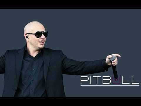Pitbull- The Roof is On Fire