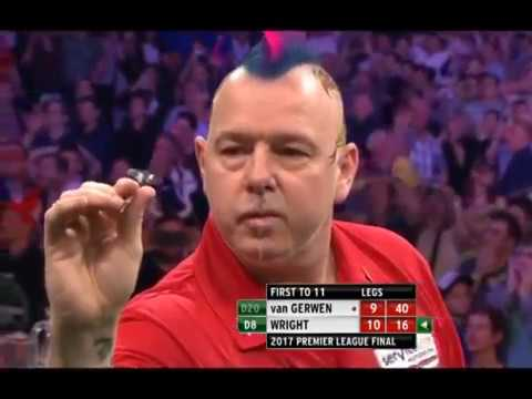 Peter Wright Very Costly DOUBLE TROUBLE - 2017 PDC Premier League
