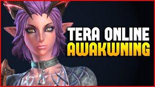Tera Online Awakening Apex Skills Part 2 and New UI