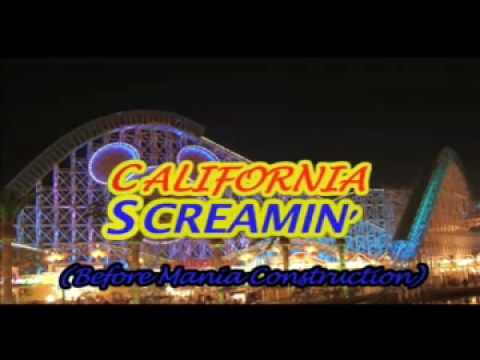 California Screamin'-Best actual audio