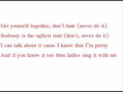 Keri Hilson - Pretty Girl Rock (Lyrics) 2010