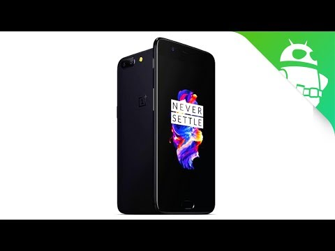OnePlus 5 vs The Competition -  A Spec Showdown