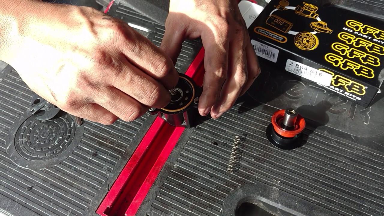 Mk6 gti diverter valve tear down and retrofit