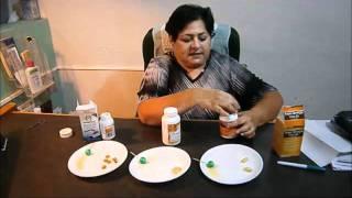 Examen aceite omega 3 prueba del unicel