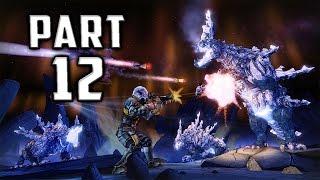Borderlands The Pre Sequel Gameplay Walkthrough Part 12 - Crisis Scar (PC)