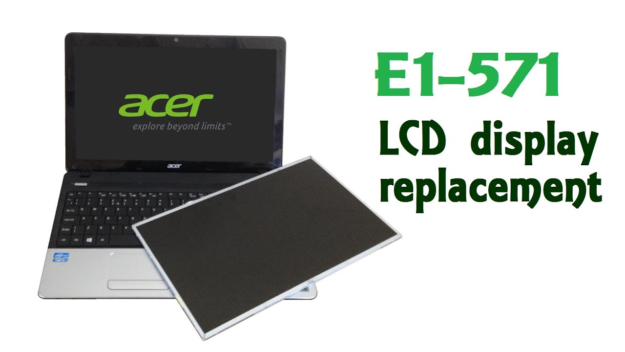 how to change screen password acer
