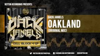 "Dack Janiels - ""Oakland"" [Rottun Records Full Stream]"