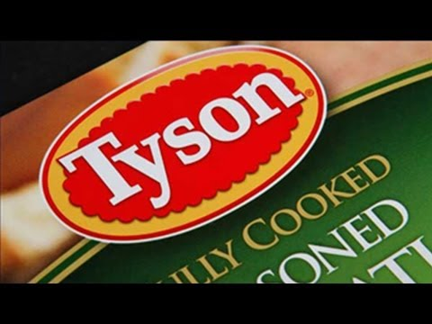 Tyson Foods Recalls Chicken Nuggets After Plastic Found in Food
