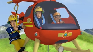 Fireman Sam US NEW Episodes | Best Air Rescues | Season10 🚒 🔥