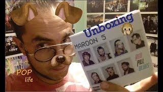 Maroon 5 / Red Pill Blues - Unboxing