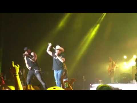 Brantley Gilbert & Justin Moore - Atlanta 2016