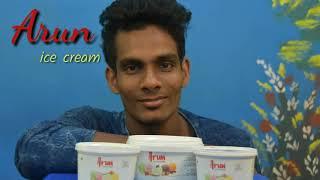 Arun ice cream ads