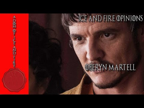 Ice and Fire Opinions: Oberyn Martell aka The Red Viper of Dorne