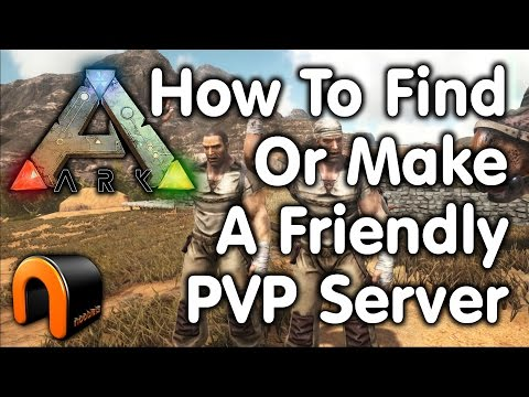 Ark: How To Find A Friendly PVP Server (Without Raiders)