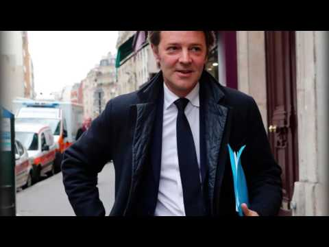 """François Baroin a """"versé une larme"""" à l"""