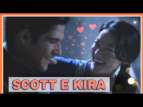 SCOTT U0026 KIRA - Teen Wolf PARTE 2