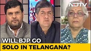 Telangana's 'Grand Alliance': Who Will Gain In 2019