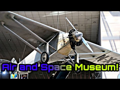 Negrorlando 250: The Smithsonian National Air and Space Museum