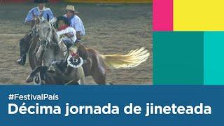 Décima jornada de jineteada (2/2) en el Festival de Jesús María 2020 | Festival País