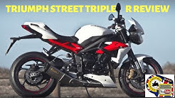 REVIEW - 2013 Triumph Street Triple R ABS