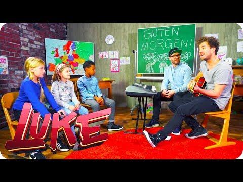 Luke und Mark Forster schreiben Hits mit Kids - LUKE! Die Woche und ich
