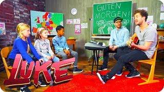 Luke und Mark Forster schreiben Hits mit Kids