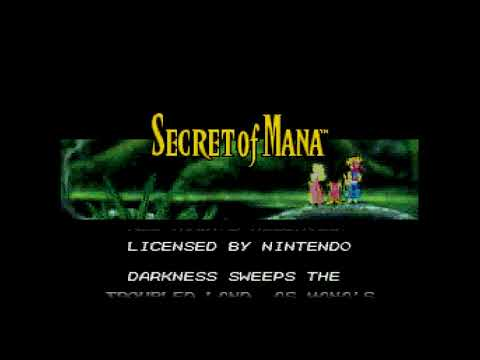 SNES Digital Audio Quality: Secret of Mana
