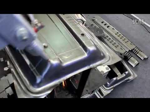 three-dimensional laser cutting