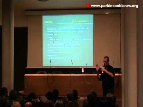 Conferencia Dr Genis Trueta Parkinson