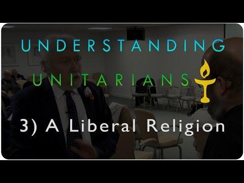 A liberal Religion