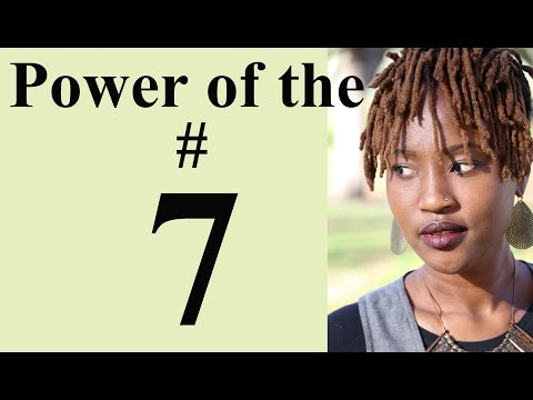 Numerology: The power of the number 7