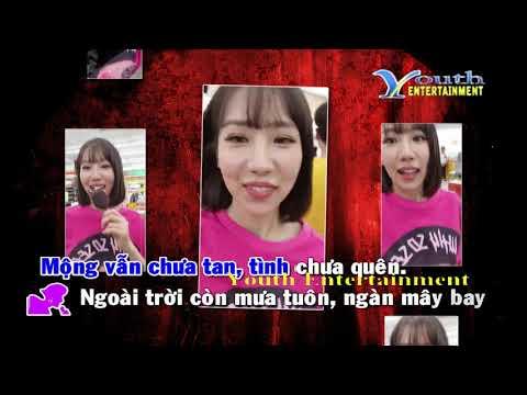 Karaoke Kỷ Niệm Chiều Mưa - Khánh Hà, Tô Chấn Phong