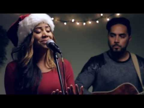 "Tenelle ""This Christmas"" Cover"