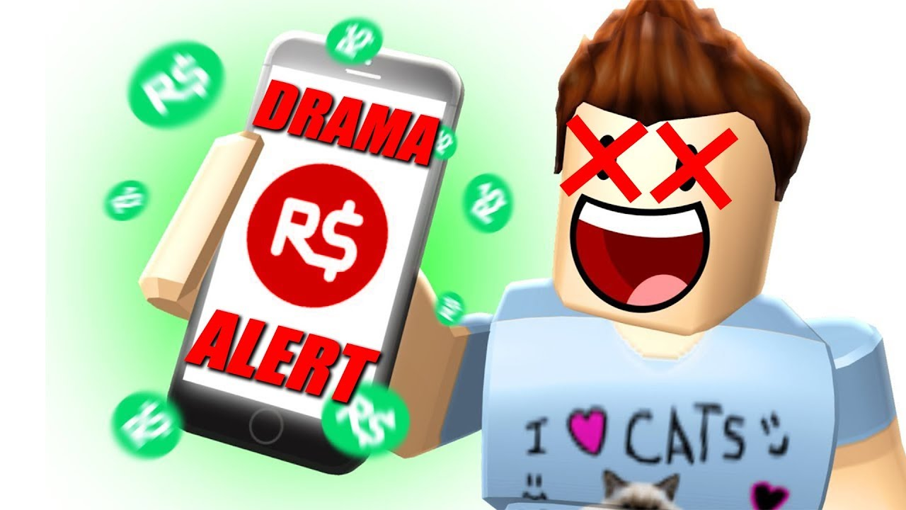 DenisDaily vs Roblox DRAMA!? Roblox BANNED DENIS Free ...
